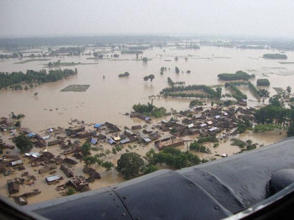 Uttar Pradesh Floods
