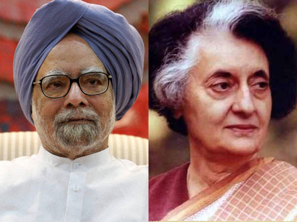 Indira turned down Manmohan's request