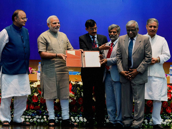 PM wants India to lead in technology