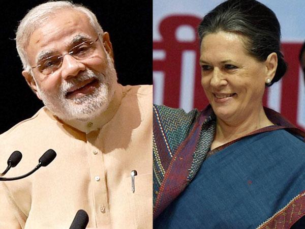 Sonia reveals strategy to corner Modi