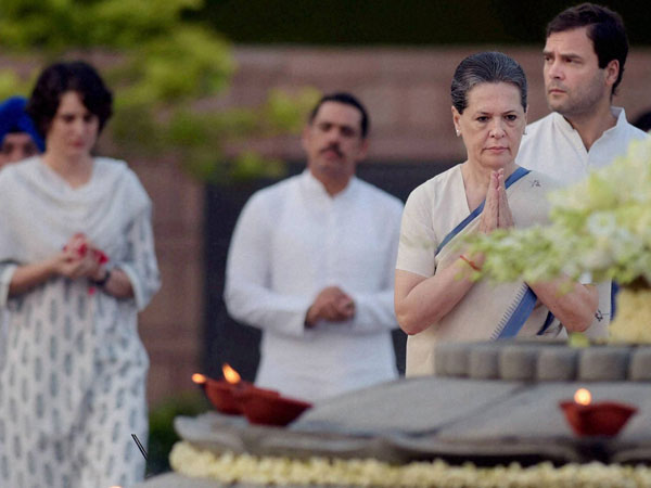 Rajiv Gandhi's 70th birth anniv today