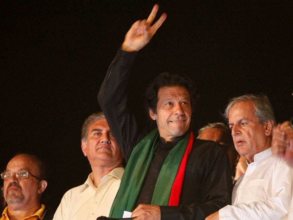 Imran Khan calls off talks with Sharif