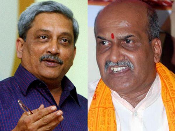 Will pull down Manohar Parrikar govt, threatens Muthalik