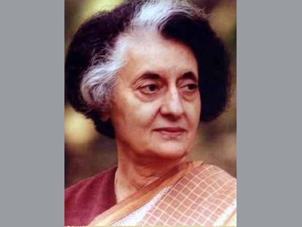 Centre blocks film on Indira Gandhi