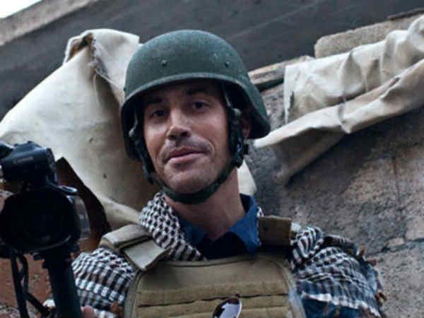 IS sent mail to James Foley's family