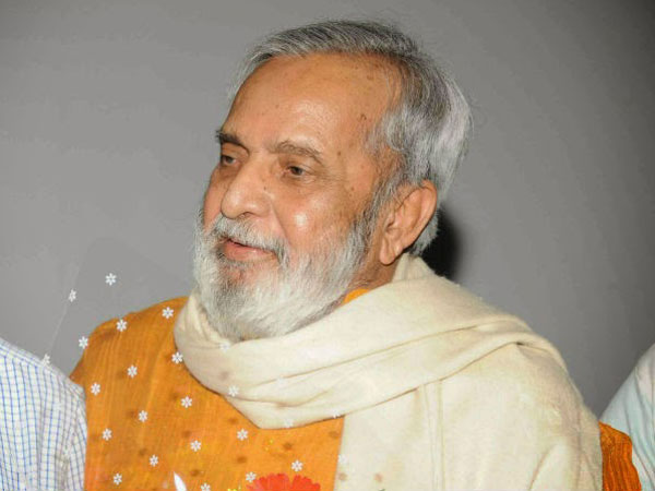UR Ananthamurthy admitted in hospital