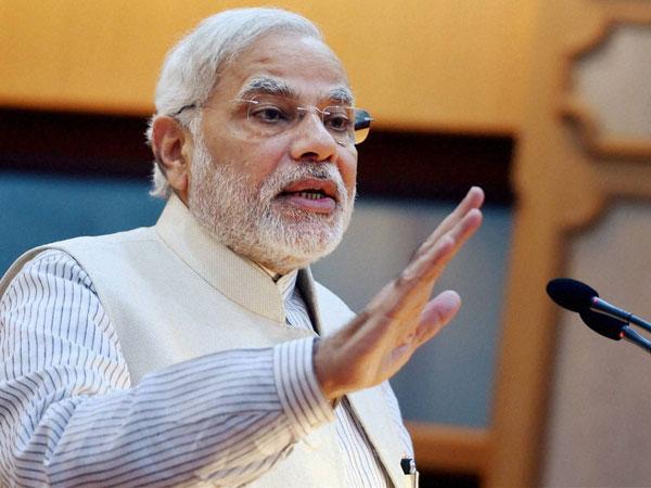 Narendra Modi speaks for Tamil in SL