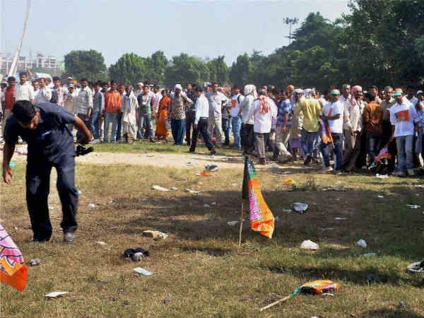 Patna blast