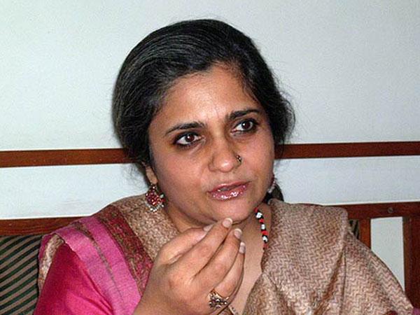 Complaint filed against Teesta Setalvad