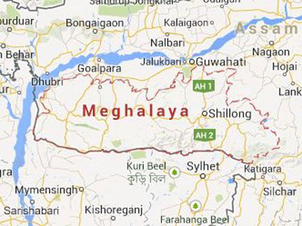 150 villages flood hit in Meghalaya