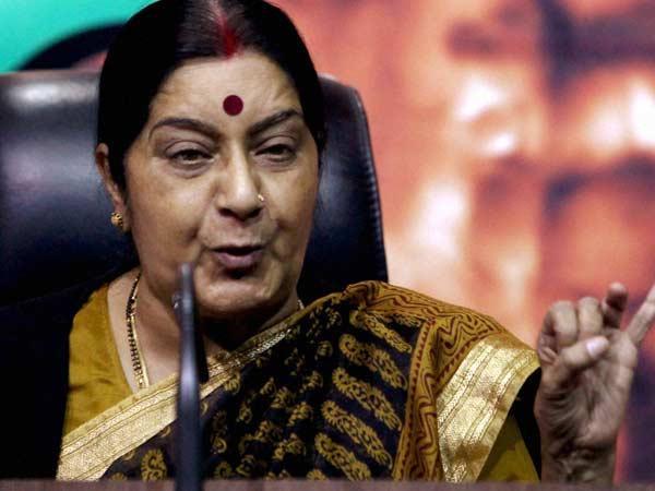 Swaraj focuses on defence in Vietnam