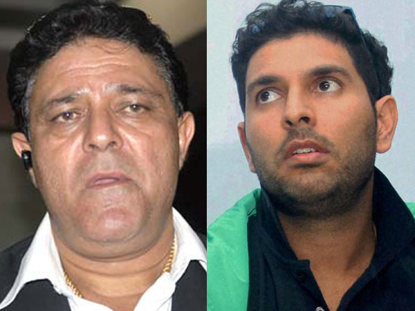 25  Famous cricketer of Team India Yuvraj Singh  s father Yograj Singh    Yuvraj Singh Father And Mother