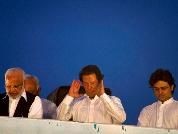 Imran Khan refuses to budge from his stand