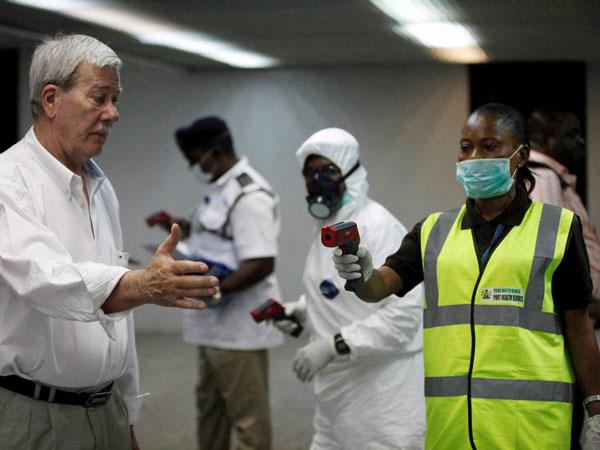 UN warns countried of Ebola virus