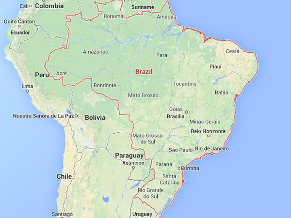 Brazil prison riot left 5 inmates dead
