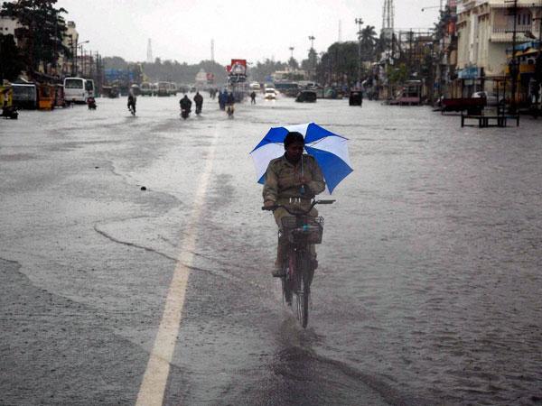 Odisha to experience heavy rainfall