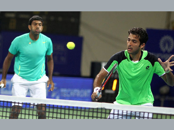 US Open: Bopanna-Qureshi out