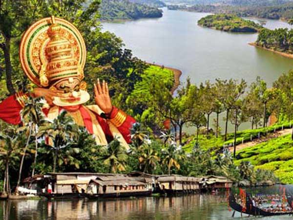 Kerala Tourism inks MoU with GoAir - Oneindia