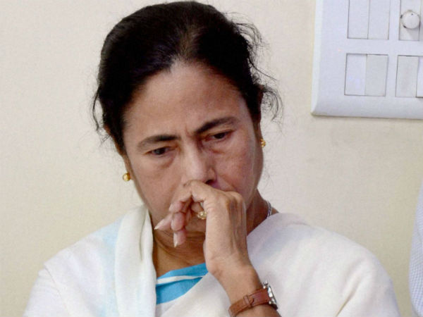 West Bengal Chief Minister Mamata Banerjee.