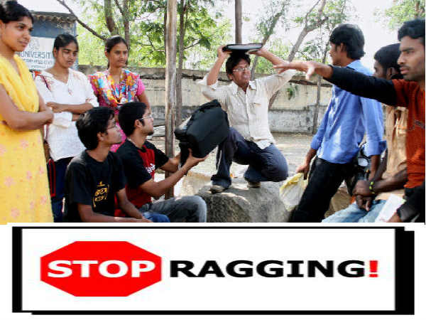ragging in schools and colleges essay