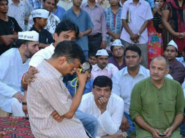 On May 2, the AAP demanded a probe in the alleged murder