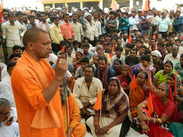 Yogi Adityanath has been given command for UP by-polls