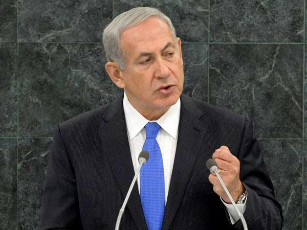 Opposition criticises Netanyahu's speech
