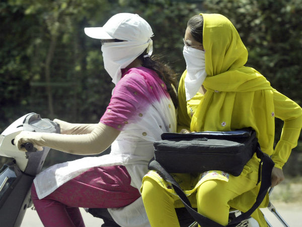 The Delhi Transport department has exempted Sikh women from wearing helmet
