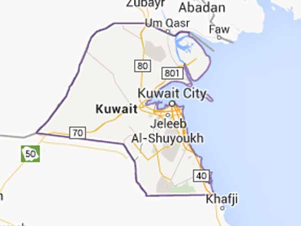 25 Indian workers held in Kuwait