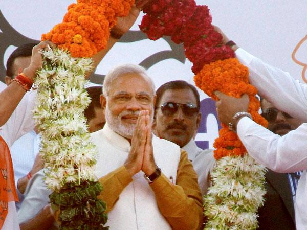 PM greets nation on Ganesh Chaturthi