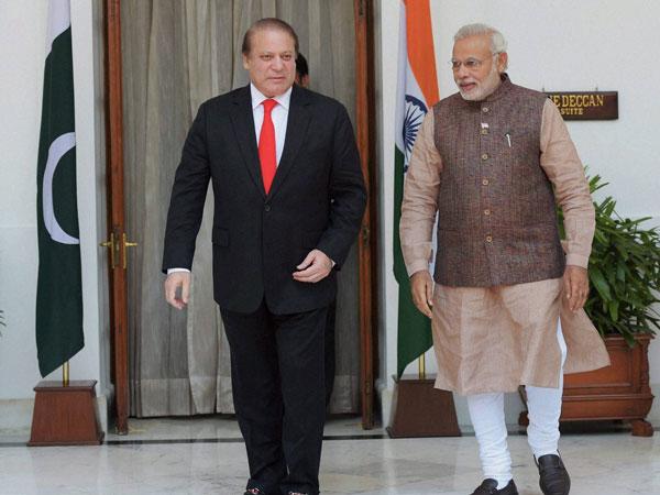 Modi and Sharif