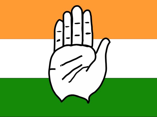 Congress protests over scheme names