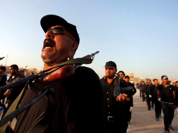 Iraqi forces recapture key town