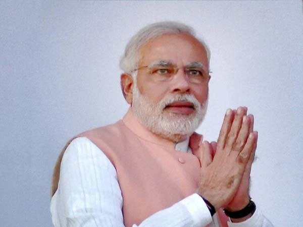 Country with knowledge will lead world: Modi