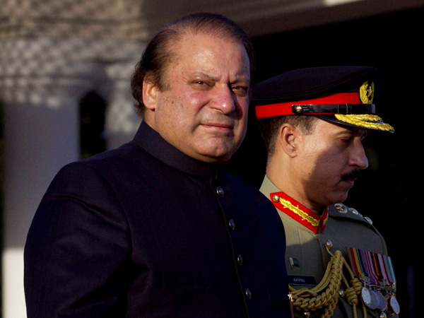 Is the Pak army getting back at Sharif