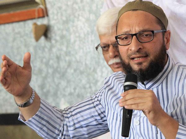 Asaduddin Owaisi's anti-India words