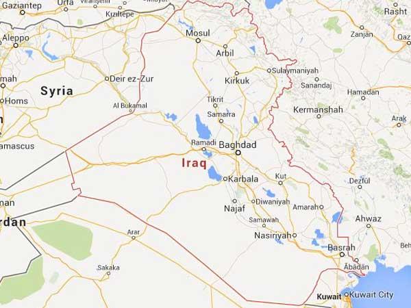 US warplanes drop leaflets on Iraqi city