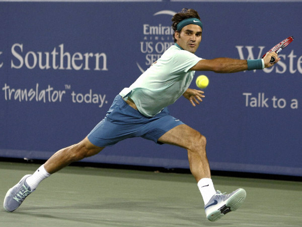 Roger Federer is coming to India in December