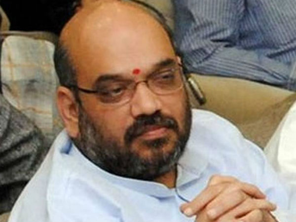 BJP chief Amit Shah