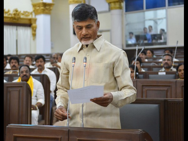 Andhra Cabinet discusses capital options