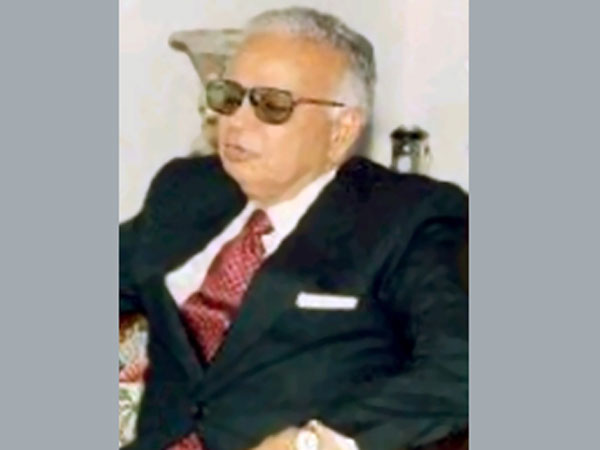Ex-Goa, Maha Governor dead
