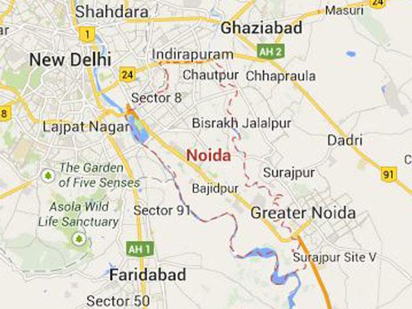 noida-map
