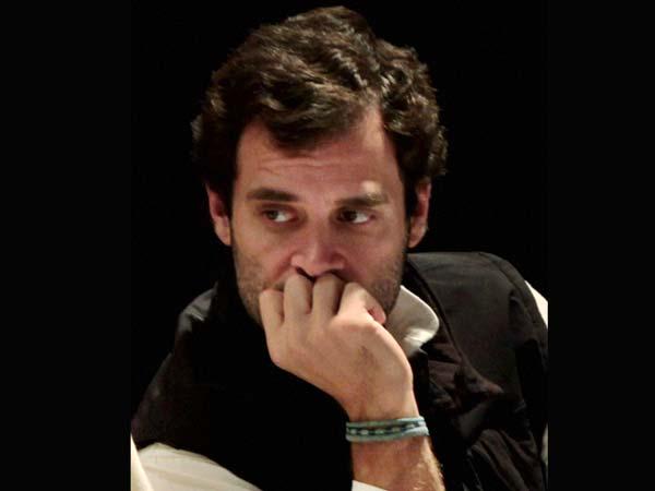 BJP hits back at Rahul Gandhi