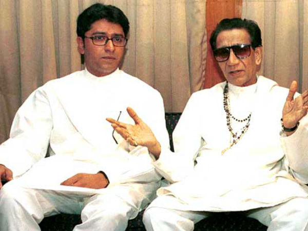 Raj Thackeray - Bal Thackeray