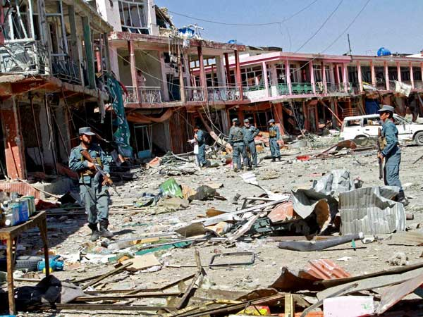 33 killed, 147 hurt in Afghan attack
