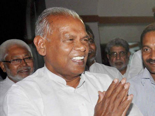 Jitan Ram Manjhi hits out at Modi