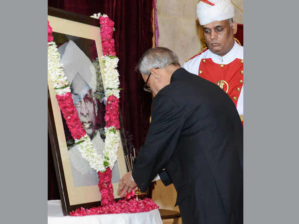 Modi pays tribute to Radhakrishnan