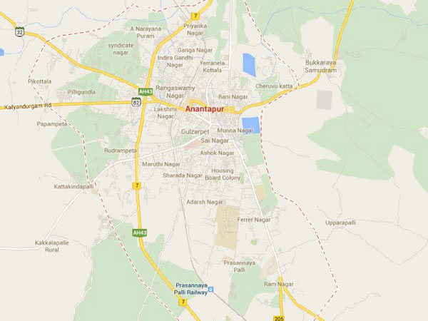 Ananthpur: 3 killed in road accident