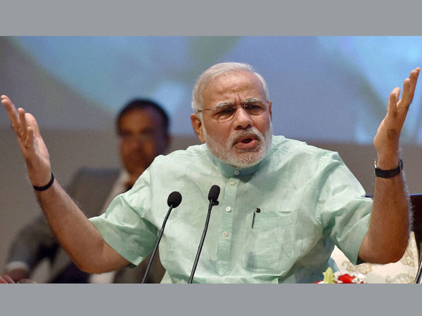 Modi addresses students on Teacher's Day
