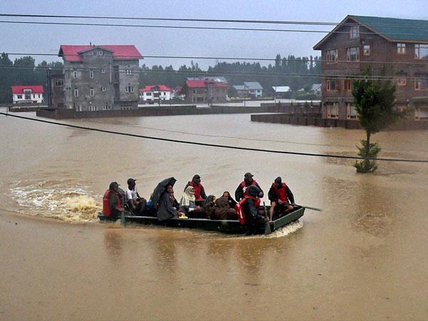 Jammu flood